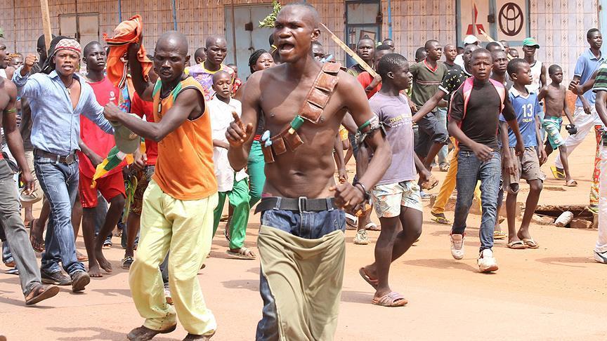 Orta Afrika Cumhuriyeti'nde kriz endişesi