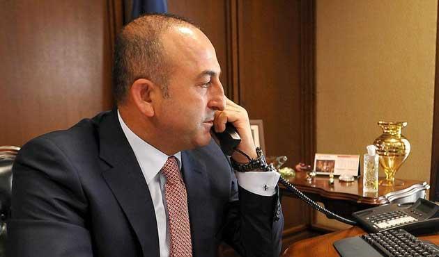 Çavuşoğlu, İran Dışişleri Bakanı ile 6. kez görüştü
