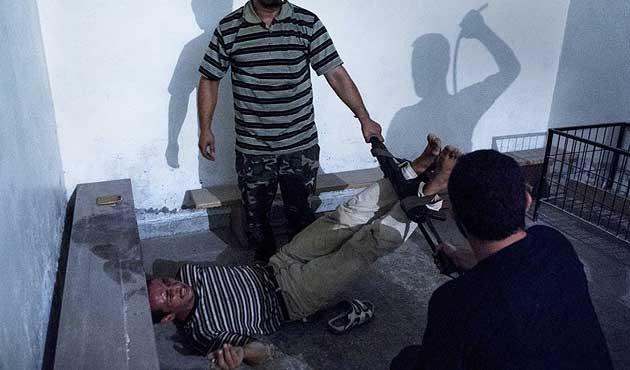 Suriye'de rejim, PYD ve IŞİD işkence yapıyor