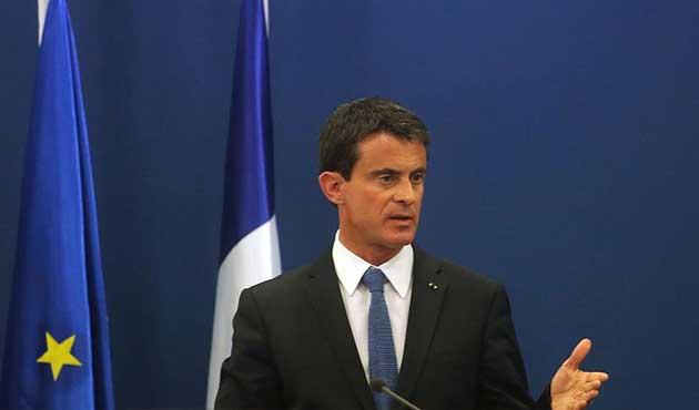 Fransız Başbakan: AB Türkiye iki yüzlülüğünü bırakmalı
