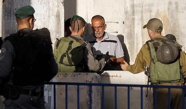 İsrail'den Mescid-i Aksa'da yeni hak ihlali