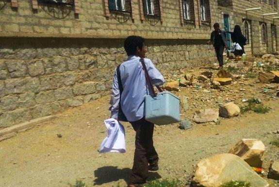 DSÖ'den Yemen'e tıbbi yardım