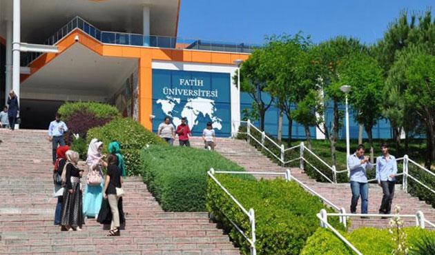Fatih üniversitesi'ne yeni rektör