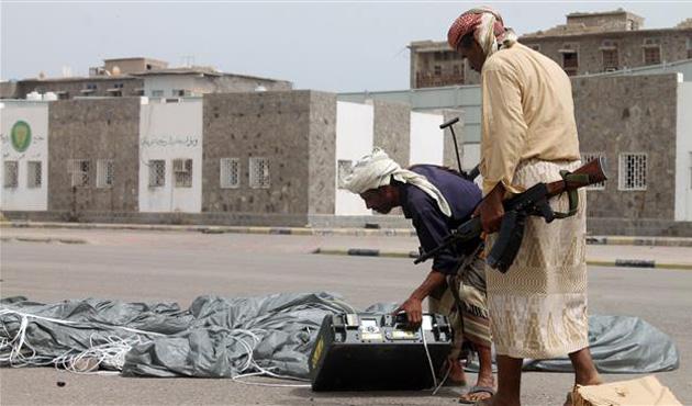 Yemen hükümeti güneyine yığınak yapıyor
