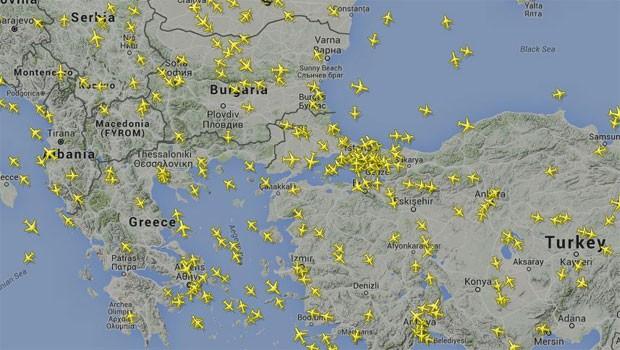 Atatürk Havalimanı'nda tüm uçuşlar durdu