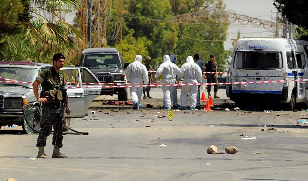 Lübnan saldırısında 100 gözaltı