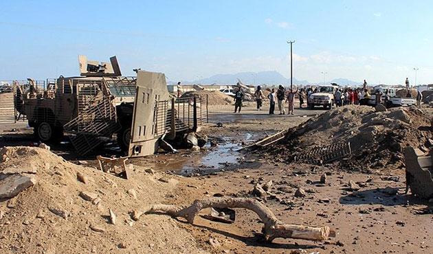 Yemen'de intihar saldırıları; 38 ölü