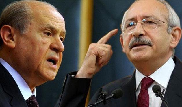 Kılıçdaroğlu ve Bahçeli'den saldırıya tepki