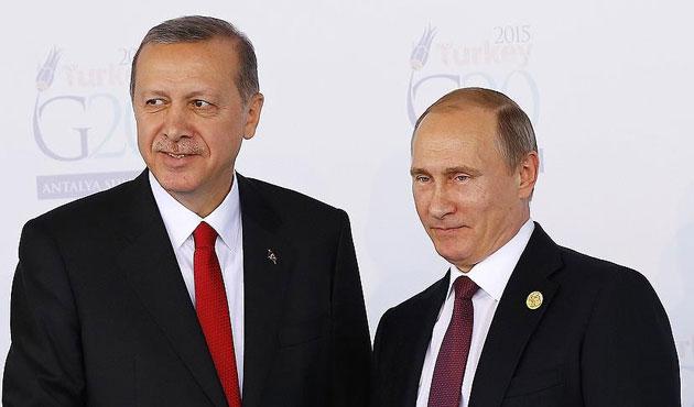 Erdoğan ve Putin Eylül'den önce görüşecek