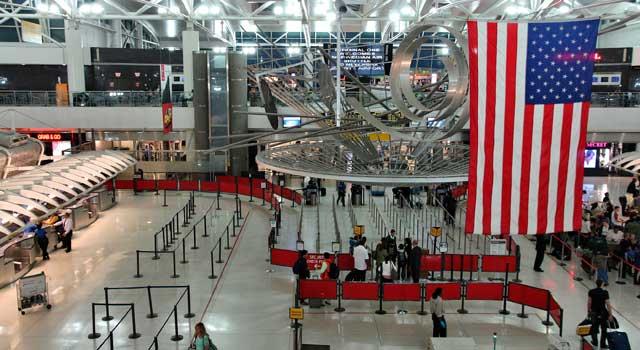 ABD'de havalimanı alarmı!