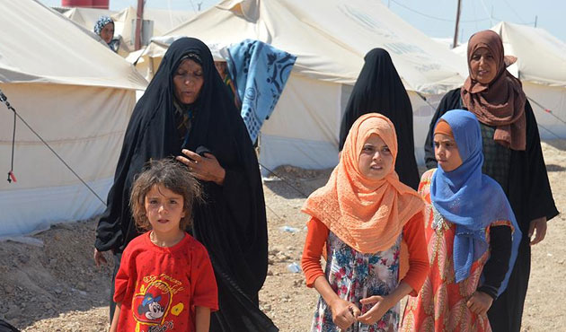 Felluce'den 12 bin aile kaçtı