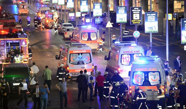 Havalimanına saldırının detayları belli oluyor
