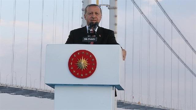 Osmangazi köprüsü açıldı; bayramda geçişler ücretsiz