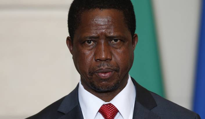 Zambiya'da seçim öncesi gerginlik