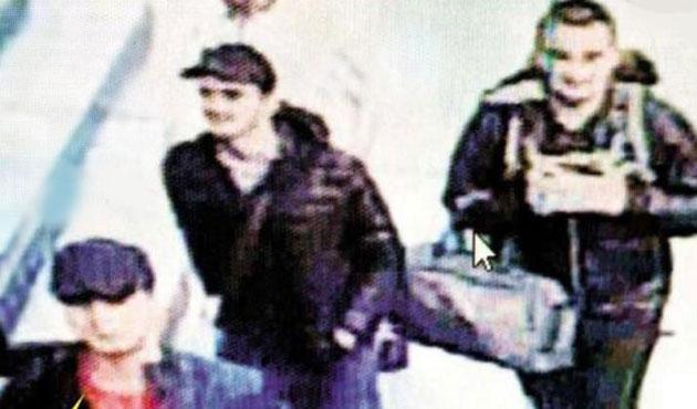 Saldırganlar 32 gün önce İstanbul'a gelmiş