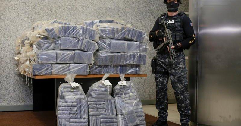 Romanya'da 2,3 ton kokain ele geçirildi