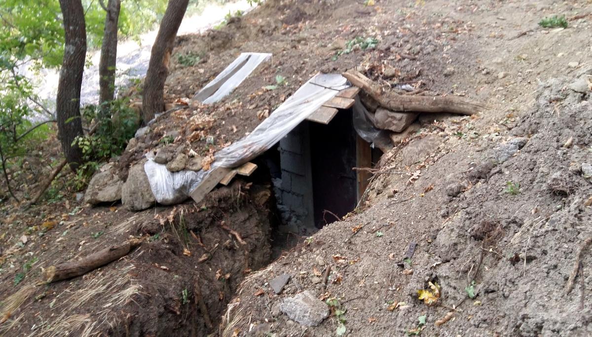 PKK'nın sığınak ve mağaraları imha edildi