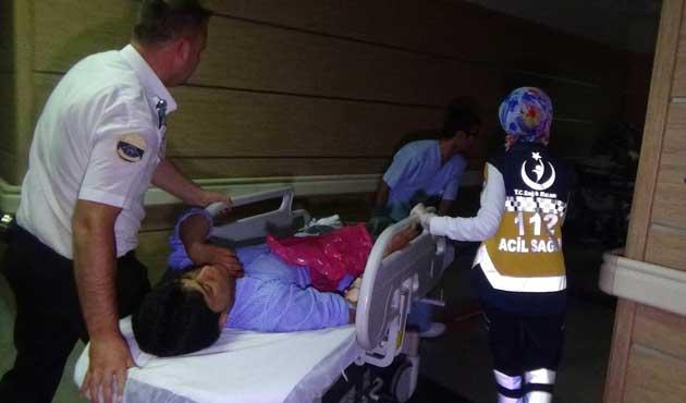Karaman'da üç Afgan'a PKK'lı iddiasıyla saldırı