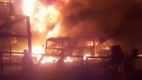 Bağdat'ta patlamalar: 23 ölü, 60 yaralı | VİDEO