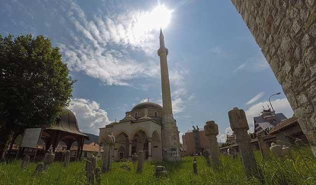 Sancak'ta beş asırlık bir Osmanlı camii