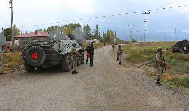 Çaldıran'da PKK ile çatışma; 2 şehit