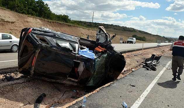 Trafik kazalarında dört günde 62 ölü