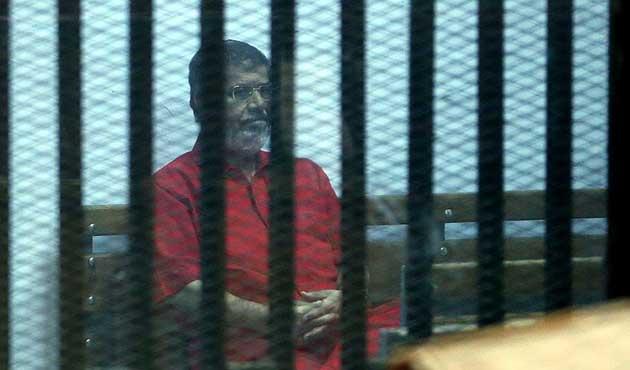 Mursi Mısır'da 'teröristler listesi'nde