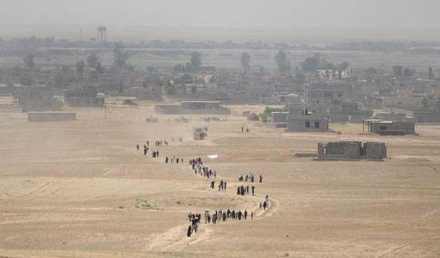 Musul operasyonu 1 milyon kişiyi göç ettirebilir