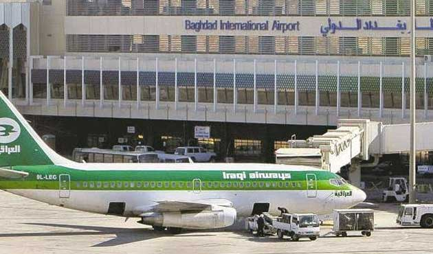 Bağdat'ta havalimanı yakınlarında roketli saldırı