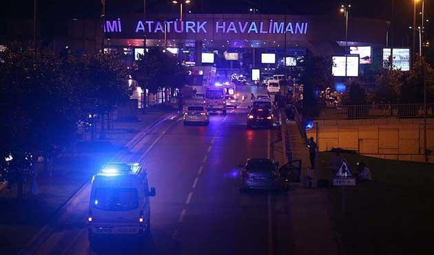 Havalimanı saldırısında altı kişi daha adliyede