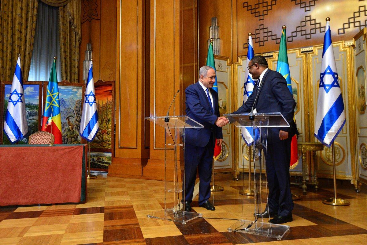 Netanyahu'dan Etiyopya'ya Hz. Süleyman hatırlatması