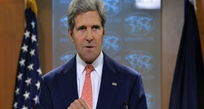 Kerry: Bağımsız bir Kürt girişimini desteklemiyoruz