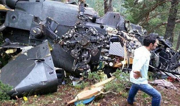 İlk rapor: Helikopter kazasında pilotaj hatası yok