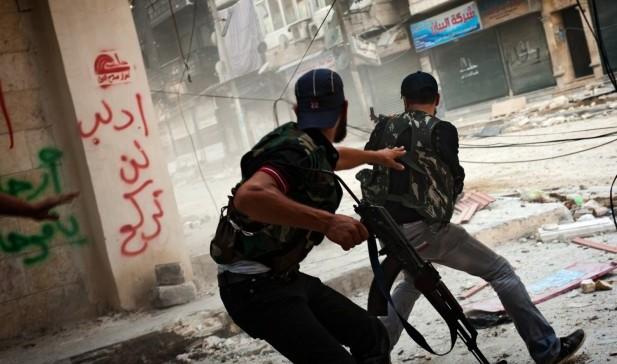 Suriyeli muhalifler stratejik bölgeyi kaybetti