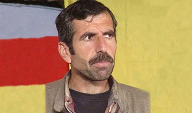 Bahoz Erdal kırmızı listedeki PKK'lılardandı