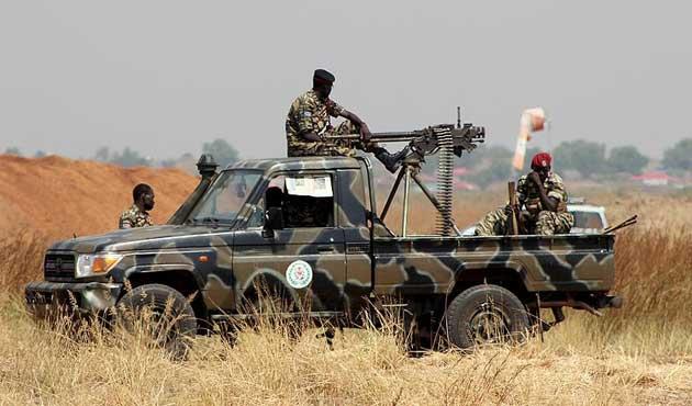 Güney Sudan'da çatışmalar yayılıyor
