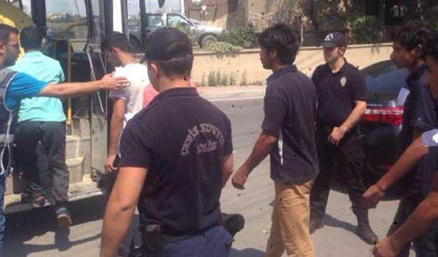 Burdur'da 140 yabancı uyruklu yakalandı
