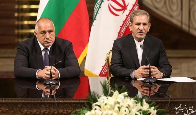 İran ve Bulgaristan'dan yatırım atağı