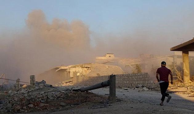 Rus jetleri yine sivilleri hedef aldı
