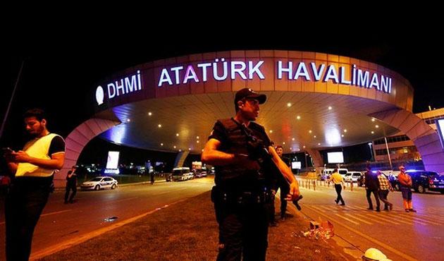 Havalimanı saldırısındaki tutuklular yabancu uyruklu