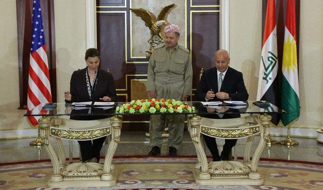 ABD ile Peşmerge arasında ilk askeri anlaşma