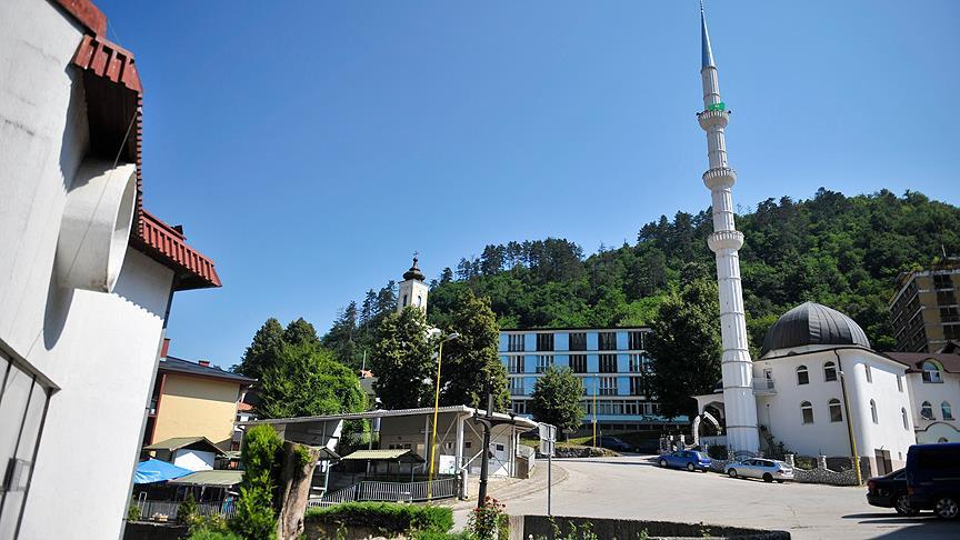 Srebrenitsa'da hayat normale döndü
