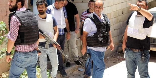 Gaziantep'te polis vuran IŞİD'li Hatay'da yakalandı