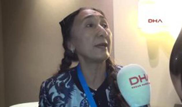 Paris'te Dünya Uygur Kongresi yapıldı