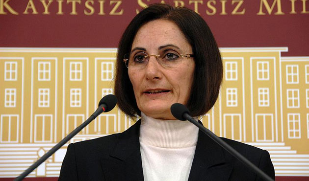 Eski HDP'li vekile PKK propagandasından hapis talebi
