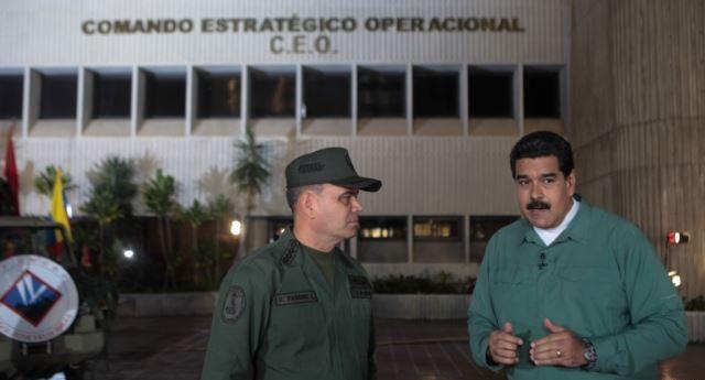 Venezuela'dan ABD'ye suçlama