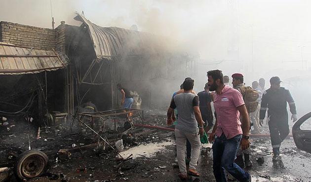 Irak'ta patlama: 4 ölü