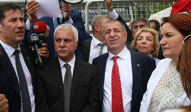 MHP'li muhalifler toplantıyı erteledi