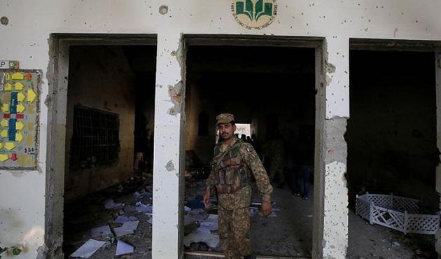Pakistan'daki okul saldırısının planlayıcısı öldürüldü