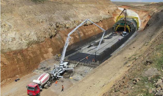 Bakü-Tiflis-Kars Demiryolu için son ayarlar